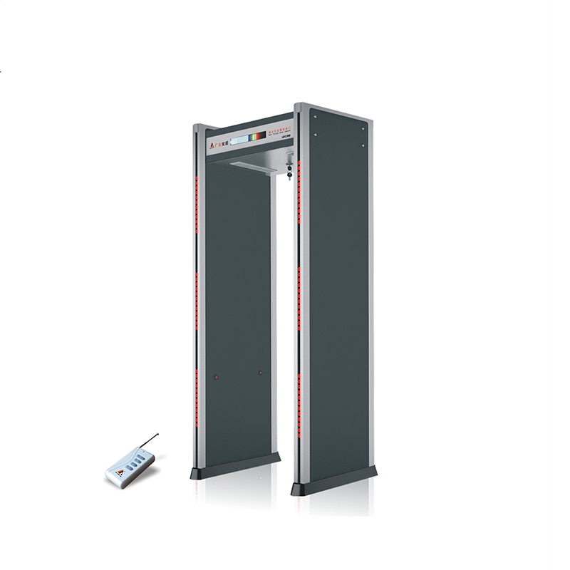 AD-2300  waterproof walk through metal detector