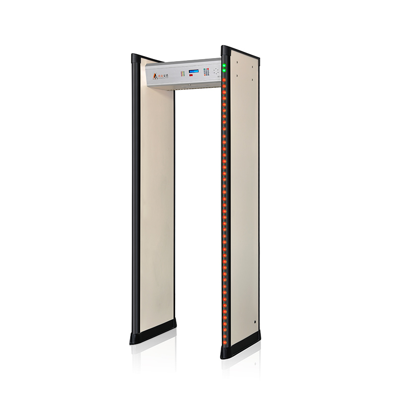 AD-2360 ultra- high sensitivity walk through metal detector