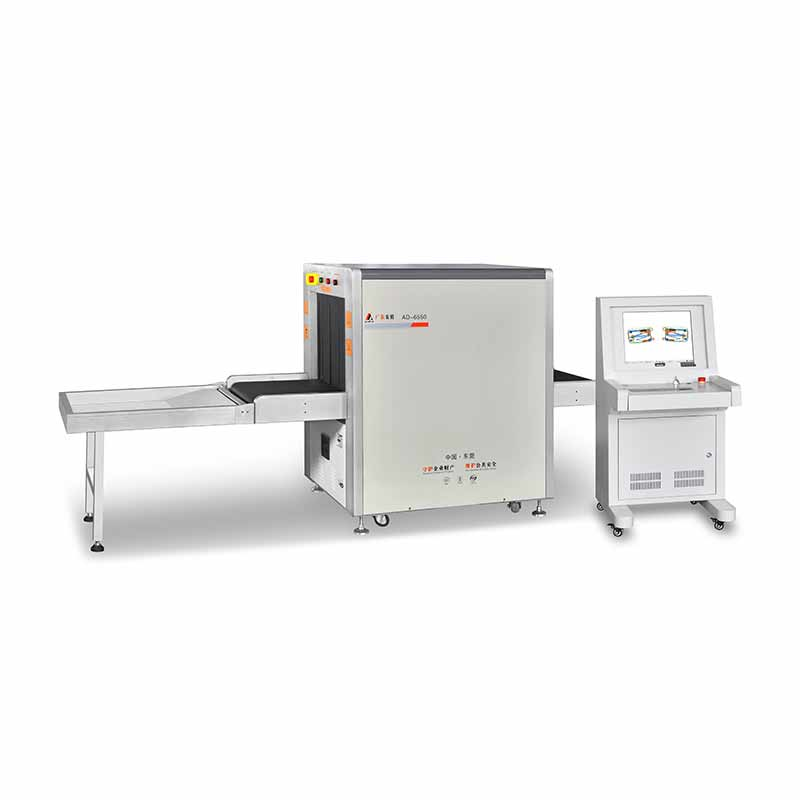 AD-6550 X-ray baggage scanner